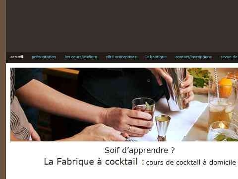 La Fabrique a Cocktail
